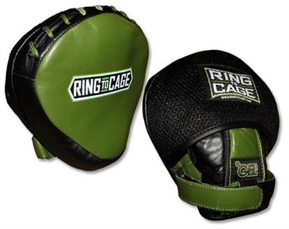 Ring To Cage GelTech Mini Punch Mitts